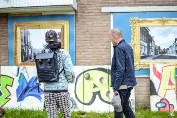 DeClick Graffiti Tentoonstelling Delfzijl