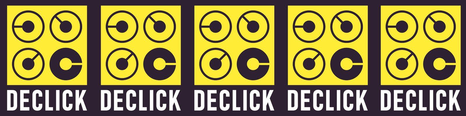 DeClick banner